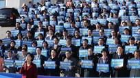 'Bão' chính trị và kinh tế ở Hàn Quốc