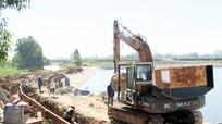 Những giải pháp đối phó với biến đổi khí hậu ở Yên Thành