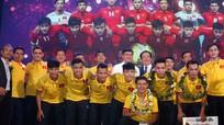 Đội tuyển futsal Việt Nam đoạt giải Fair Play 2016