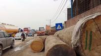 Nhiều xưởng gỗ vi phạm hành lang an toàn giao thông dọc QL 1A