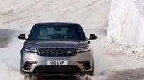 Range Rover Velar - đối thủ mới của Porsche Macan ra mắt