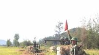 Sư đoàn 324 huấn luyện chuyển trạng thái sẵn sàng chiến đấu