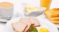 Việt Nam đứng đầu về chi phí cho ăn sáng