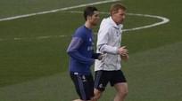 Real gặp khó về nhân sự: Bale bị treo giò, Ronaldo chấn thương