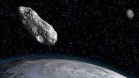 Thiên thạch lọt qua vành đai vệ tinh Trái Đất