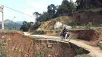 Những 'chiếc bẫy' trên đường vào làng Yên