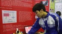 Học sinh Nghệ An có 5 đề tài thi sáng tạo KHKT toàn quốc