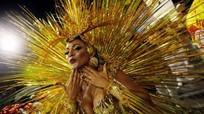 Hình ảnh ấn tượng tuần qua: Phút 'điên rồ' Oscar và vũ điệu samba bốc lửa