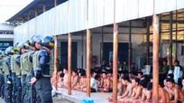 Truy tố 49 học viên cầm đầu 3 vụ trốn trại cai nghiện
