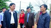 Bí thư Tỉnh ủy thăm mô hình kinh tế tại huyện Diễn Châu
