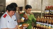 Xưởng sản xuất tương lớn nhất Nam Đàn vi phạm vệ sinh an toàn thực phẩm
