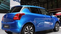 Suzuki Swift thế hệ mới cạnh tranh Toyota Yaris