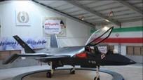 Máy bay chiến đấu thế hệ thứ 5 của Iran xuất hiện