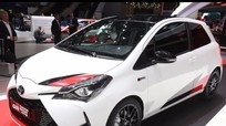 Toyota ra mắt Yaris thể thao GRMN động cơ siêu nạp