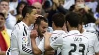 Highlights Real Madrid 2-1 Real Betis