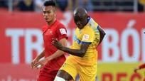 V.League 2017: Niềm vui xứ Thanh, nỗi buồn xứ Nghệ