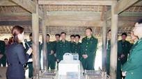 Trao đổi kinh nghiệm công tác giữa BĐBP Nghệ An và Hà Giang