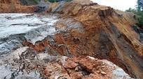 Dân lãnh đủ vì đập chứa chất thải quặng thiếc ở độ cao 700m bị vỡ
