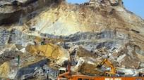 Những sự cố về mỏ từng xảy ra ở Nghệ An