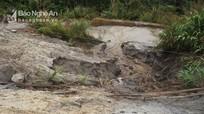 Sự cố vỡ đập chứa bùn thải: Phát hiện đập chứa không có trong thiết kế