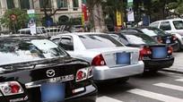 Khoán xe công: Cán bộ tự thuê xe, tài xế?