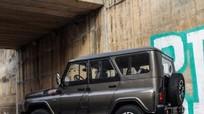 Xe Nga trở lại: UAZ Hunter dưới 500 triệu đồng