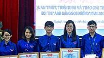 Hơn 24.000 thí sinh Nghệ An đăng ký dự thi 'Ánh sáng soi đường'