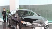 Xe Lexus 'thất sủng' tại Việt Nam