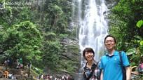 Người Nhật ngỡ ngàng về 'kho báu' ở Nghệ An