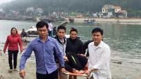 Đứt máy tời khi kéo lưới, 4 thuyền viên thương vong