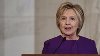 Hillary Clinton đã sẵn sàng 'ra khỏi rừng'