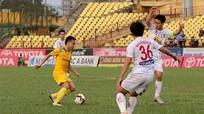 HLV Nguyễn Quốc Tuấn: 'Lối chơi của HAGL đã bị SLNA khắc chế'