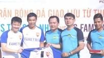 Văn Quyến, Quế Ngọc Hải đá bóng gây quỹ giúp đỡ Mẹ Việt Nam anh hùng
