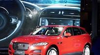 F-Pace, xe đa dụng đầu tiên của Jaguar chính thức về VN