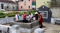 Độc đáo giếng làng hơn 350 tuổi