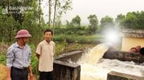 Cách Nghi Lộc tiết kiệm nước trong sản xuất nông nghiệp
