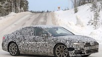 Audi A8 thế hệ mới ra mắt tháng 7