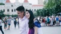 Công Vinh, Thuỷ Tiên lên sóng truyền hình thế giới