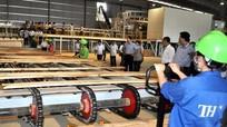 Phát triển công nghiệp theo hướng hiện đại, ưu tiên công nghệ cao