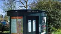 Thu tiền tỷ từ kinh doanh nhà vệ sinh công cộng ở Đức