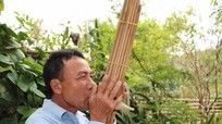 5 loại nhạc cụ đặc trưng của người Thái Nghệ An