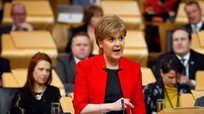 Quốc hội Scotland bỏ phiếu đề xuất trưng cầu ý dân rời Vương quốc Anh