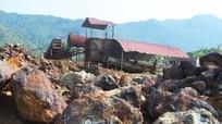 Cận cảnh 'di sản' của các doanh nghiệp sắt ở Quế Phong