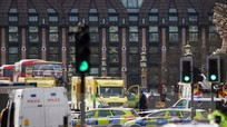 Thủ tướng Anh: Vụ tấn công ở London là 'bệnh hoạn và xấu xa'