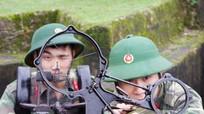 Xem bộ đội Nghệ An huấn luyện tiêu diệt mục tiêu