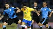 Uruguay – Brazil (1-4): Hattrick của Paulinho và tuyệt phẩm của Neymar