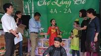 Hội chợ tuổi thơ dành cho học sinh tiểu học