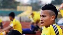 Tiền vệ Trần Phi Sơn: 'Tôi khát khao một giấc mơ vô địch cùng SLNA'