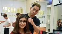 Salon tóc Hà Nội tung mẫu mới chào hè