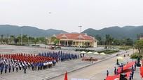 Đô Lương: Kết nạp 600 đoàn viên tại Khu di tích lịch sử Truông Bồn